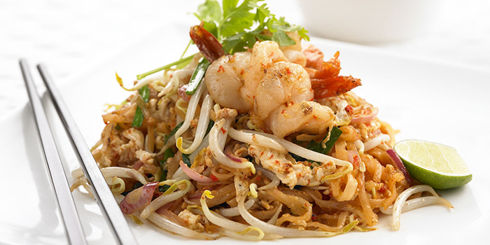 Seafood Phad Thai from Bangkok Jam (Great World City) in River Valley, Singapore