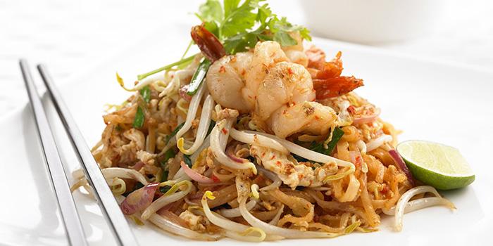 Seafood Phad Thai from Bangkok Jam (Marina Square) in Promenade, Singapore