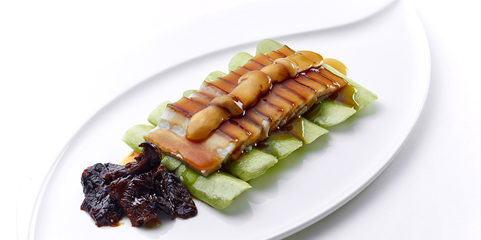 Braised Iberico pork belly, Shang Palace, Tsim Sha Tsui, Hong Kong