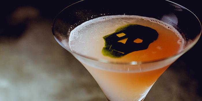 Cocktails, Los Sotano, Central, Hong Kong