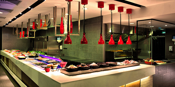 Counter from Seoul Garden (Tampines Mall) in Tampines, Singapore