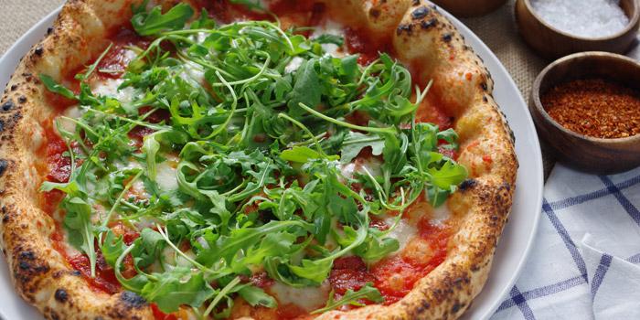 Diavola Pizza from Peppina at Mega Bangna 1st Flr 38-39, Bangna-Trad Rd. Bangplee Samutprakarn