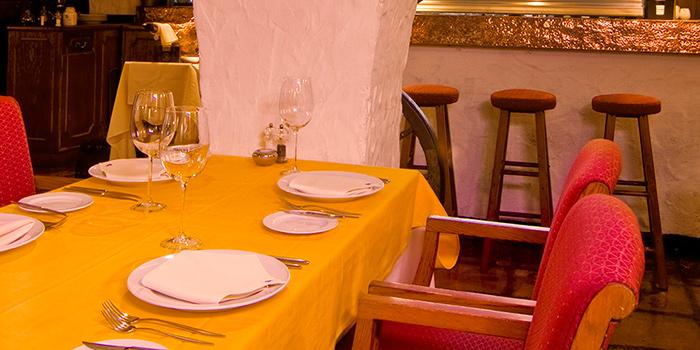 Dining Area, Ole Spanish Restaurant & Wine Bar, Central, Hong Kong