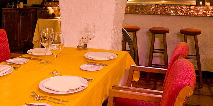 Dining Area, Ole Spanish Restaurant & Wine Bar, Central, Hong Kong