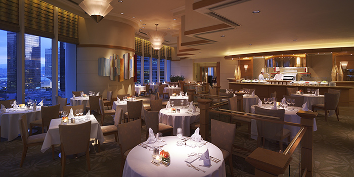 Dining Area, Brasserie On The Eighth, Admiralty, Hong Kong