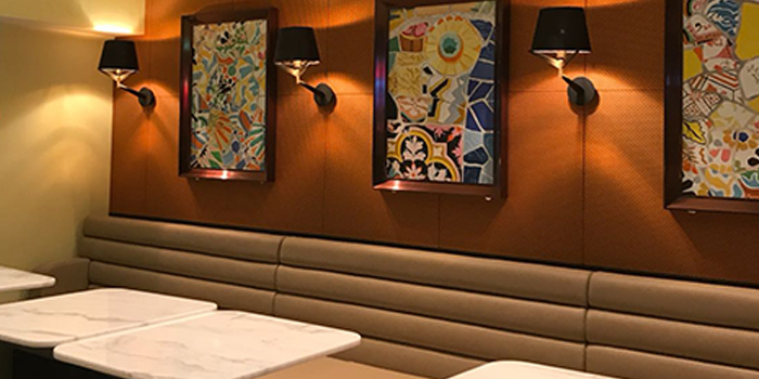 Dining Area, El Cerdo, Wan Chai, Hong Kong