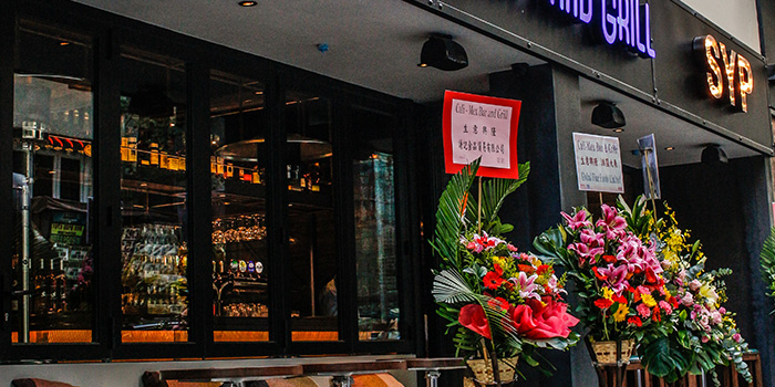 Exterior, Cali-Mex Bar and Grill, Sai Ying Pun, Hong Kong