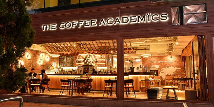 Exterior, The Coffee Academics, Repulse Bay, Hong Kong