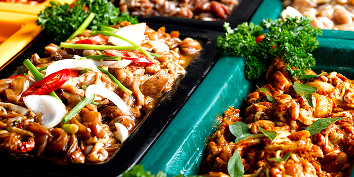 Marinated Meats from Seoul Garden (Tampines Mall) in Tampines, Singapore