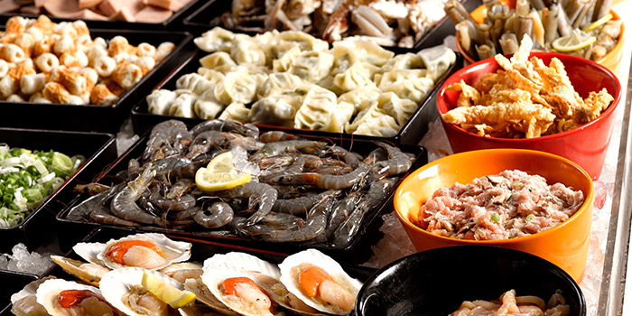 Seafood from Seoul Garden (Tampines Mall) in Tampines, Singapore