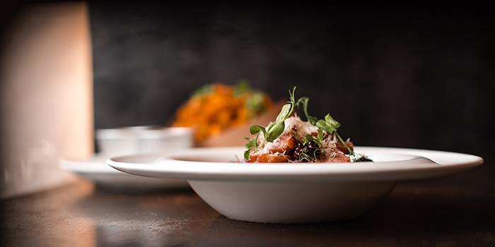 Iberico Ham and Porcini Mushrooms Spaghetti, The Coffee Academics, Wan Chai, Hong Kong