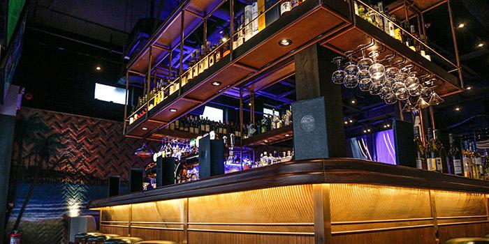 Interior, Cali-Mex Bar and Grill, Sai Ying Pun, Hong Kong