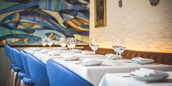 Interior, Casa Lisboa Gastronomia Portuguesa, Central, Hong Kong