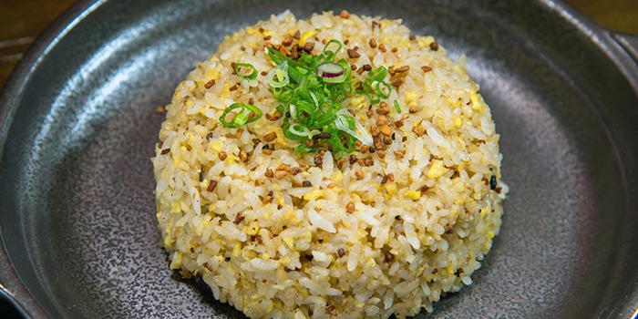 Garlic Fried Rice from KANPAI Izakaya & Bar in Holland Village, Singapore