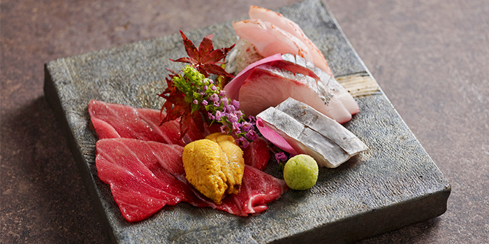 Assorted Sashimi from Ki-Sho in Orchard, Singapore