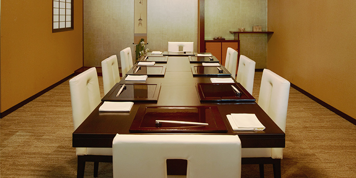Private Dining Room of Ki-Sho in Orchard, Singapore
