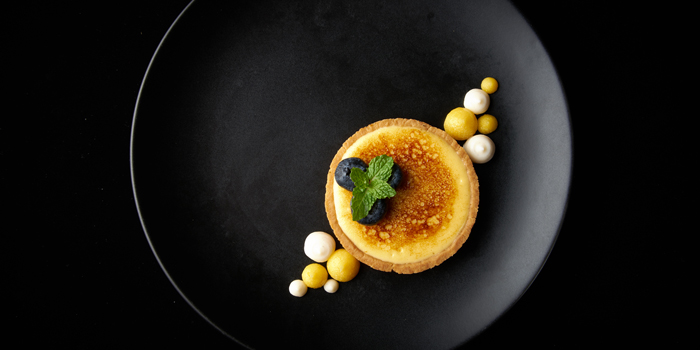 Lemon Tart from Whale