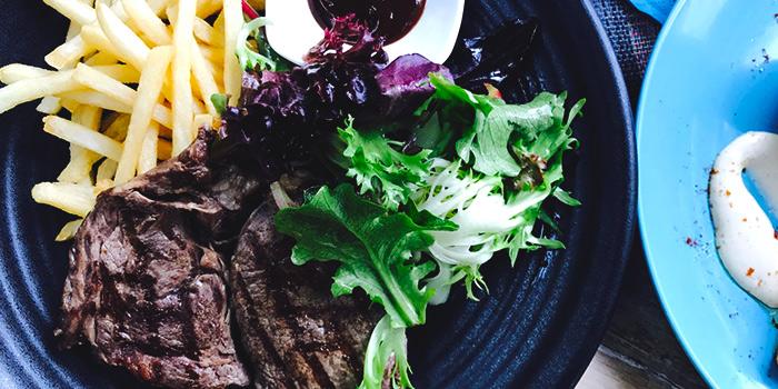Ribeye Steak from Miska Cafe (Sentosa) in Sentosa, Singapore
