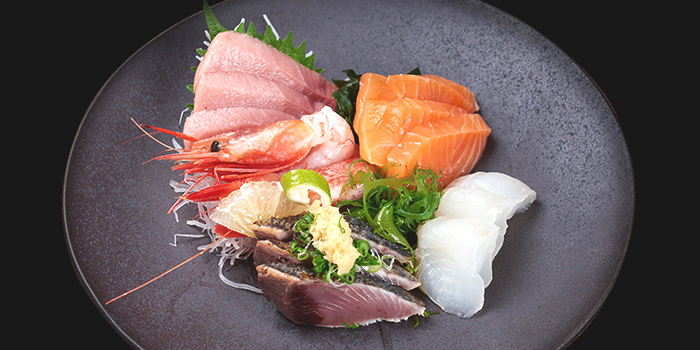 Sashimi Moriawase - Kiwami from Mitsu Sushi Bar in Duxton, Singapore