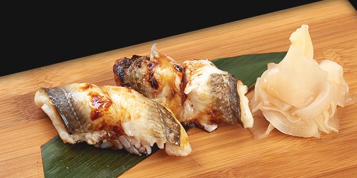 Sushi Anago from Mitsu Sushi Bar in Duxton, Singapore