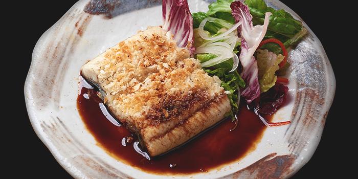 Yakimono Unagi Panko from Mitsu Sushi Bar in Duxton, Singapore