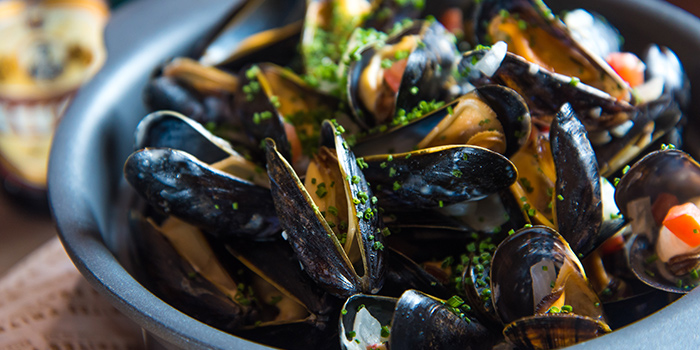 Mussel, FRITIES Belgium on Tap, Wan Chai, Hong Kong