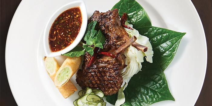 Lamb Rack from Patara Fine Thai Cuisine at Tanglin Mall in Tanglin, Singapore