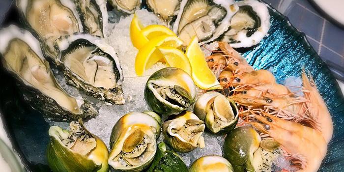 Seafood Platter, Delizia Kitchen, Causeway Bay, Hong Kong