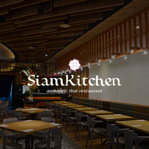Logo from Siam Kitchen (Eastpoint Mall) in Tampines, Singapore