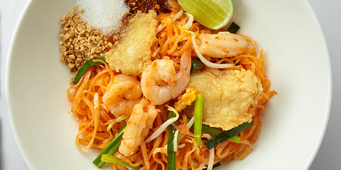 Seafood Phad Thai from Siam Kitchen (Eastpoint Mall) in Tampines, Singapore