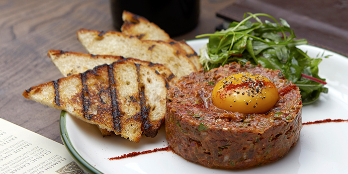 Steak Tartare, FRITIES Belgium on Tap, Wan Chai, Hong Kong