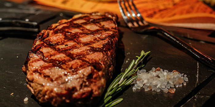 Steak, Cali-Mex Bar and Grill, Sai Ying Pun, Hong Kong