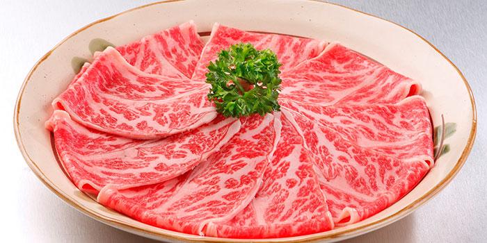 Wagyu Beef from Suki-Ya (Marina Square) in Promenade, Singapore