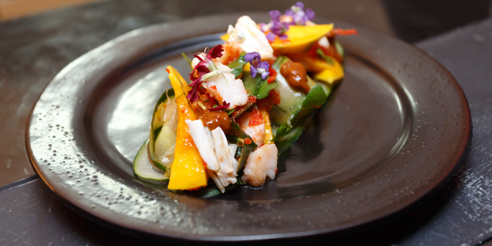 Tropical Salad, Tempted Bali