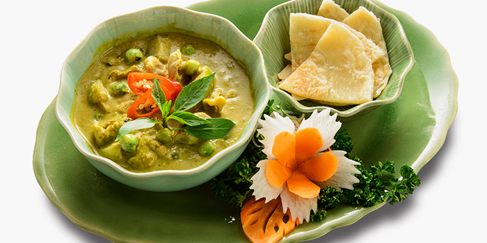 Green Curry Chicken from Thai Accent at VivoCity in Habourfront, Singapore
