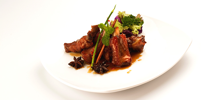 Honey Pork Ribs from Thai Accent at VivoCity in Habourfront, Singapore