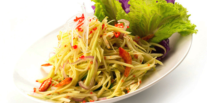 Mango Salad from Thai Accent at VivoCity in Habourfront, Singapore