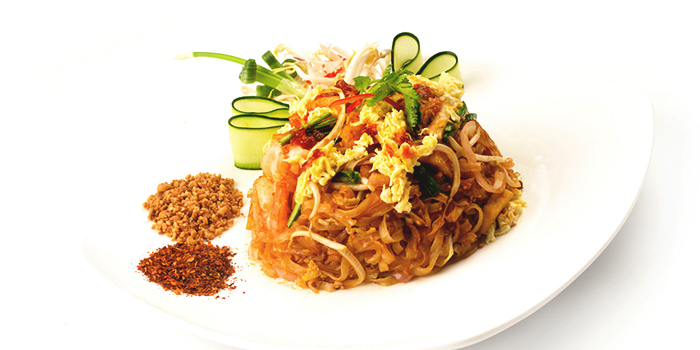 Phad Thai from Thai Accent at VivoCity in Habourfront, Singapore