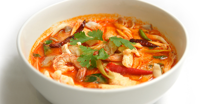 Tom Yum Mee Hoon from Thai Accent at VivoCity in Habourfront, Singapore