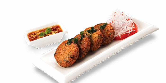 Thai Fish Cake from Thai Accent at VivoCity in Habourfront, Singapore