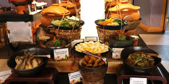 Thai Corner of Mistral Restaurant at Pullman Bangkok Hotel G 37th Floor, 188 Silom Rd, Bangrak, Bangkok