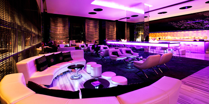 The Lounge Area from WOOBAR at W Hotel 106 North Sathorn Rd Silom, Bangrak Bangkok