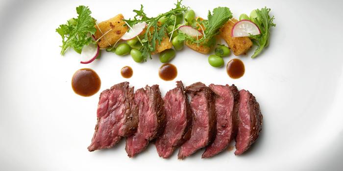 Wagye Hanger Steak from Whale