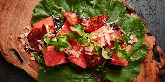 Watermelon Salad from Insects in the backyard at 460/8 Sirindhorn Rd Bang Phlat, Bang Phlat Bangkok