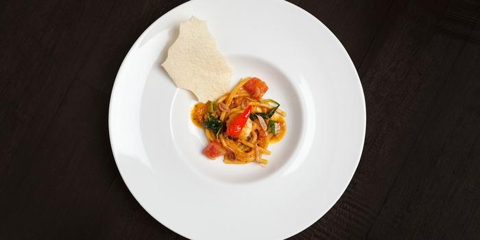 Dish 2 at Nusa Restaurant, Kemang