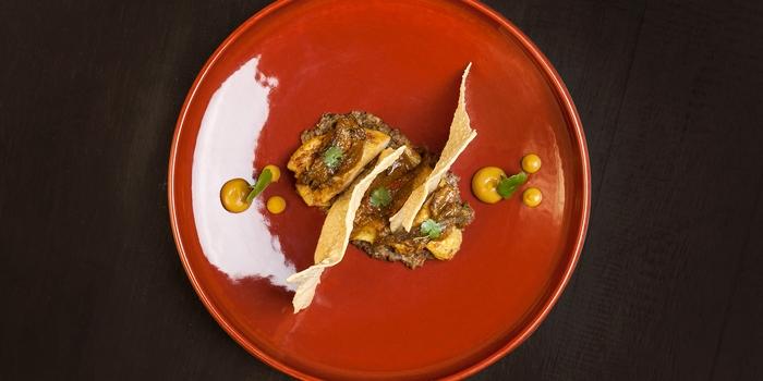 Dish 1 at Nusa Restaurant, Kemang