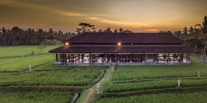 Exterior The Restaurant, Chedi Club Ubud