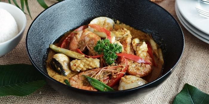 Dish 3 at Ying Thai, Pantai Indah Kapuk