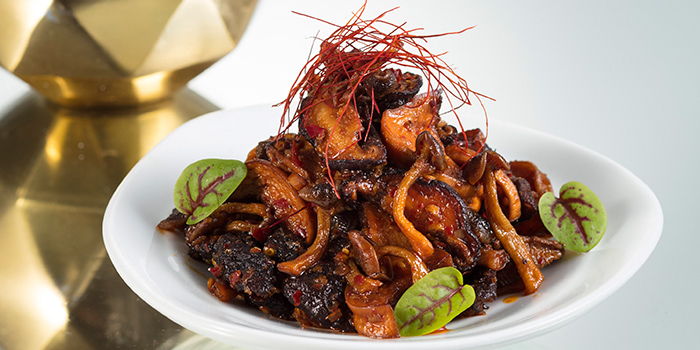 Assorted Mushrooms, Yum Cha, Causeway Bay, Hong Kong