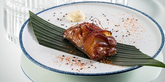 Grilled Cod in Miso Sauce, Yum Cha, Causeway Bay, Hong Kong
